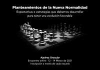 ENCUENTRO DE AJEDREZ ORACULAR
