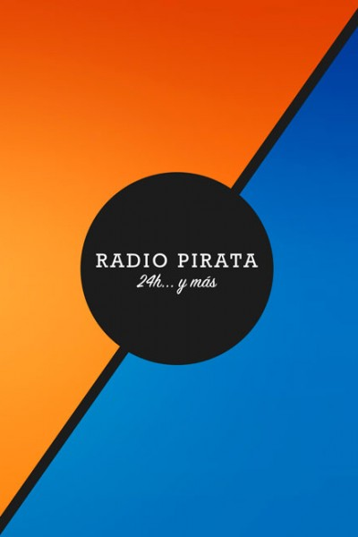 RADIO PIRATA               24 horas... y más